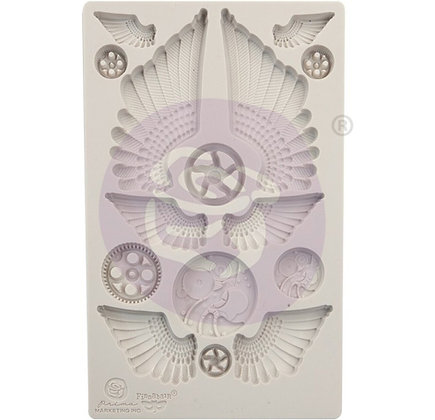 Cogs and Wings - Molde 5''x 8''