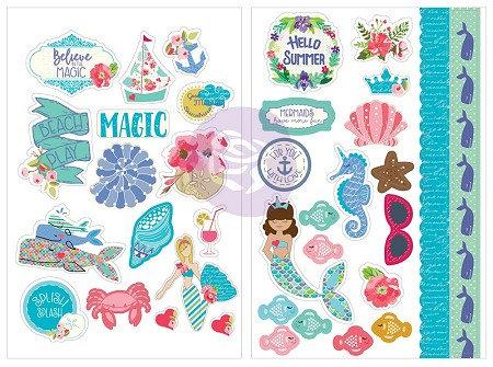 Recortables - Ephemera and stickers - Magic
