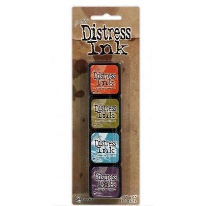 Set de mini distress #8