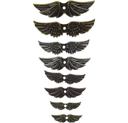 Mechanical Wings - Alas de metal