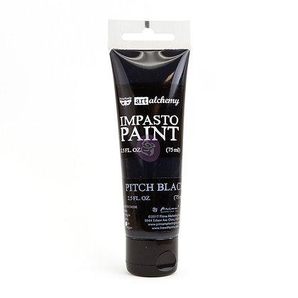 Impasto - Pitch black