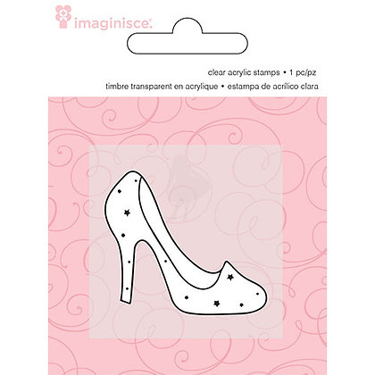 Mini sello zapato