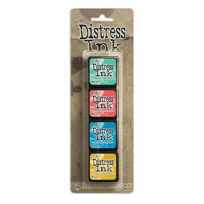 Set de mini distress #13