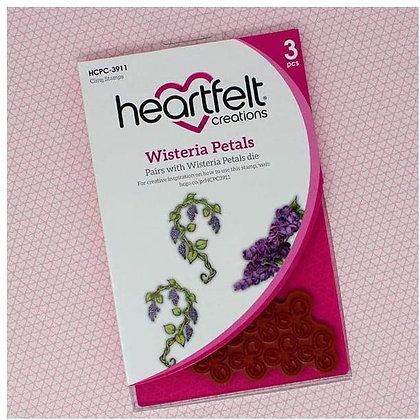Sello Wisteria Petals