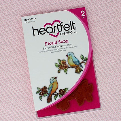 Sello Floral Song