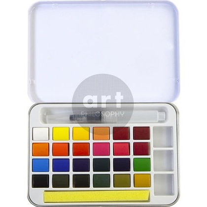 Acuarela watercolor confetti set