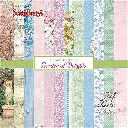 Garden of Delights - Block 6 x 6