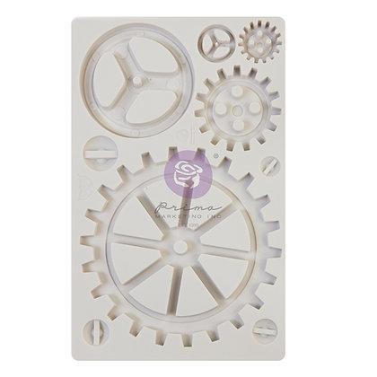 Large gears - Molde 5''x 8''