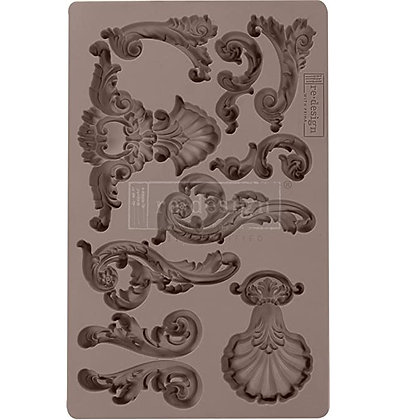 Oceanica Flourish - Molde 5''x 8''