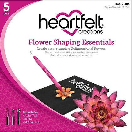 Flower Shaping Essentials - Esenciales para modelado de flores