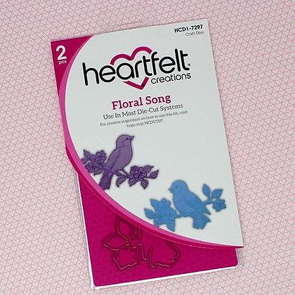 Troquel Floral Song