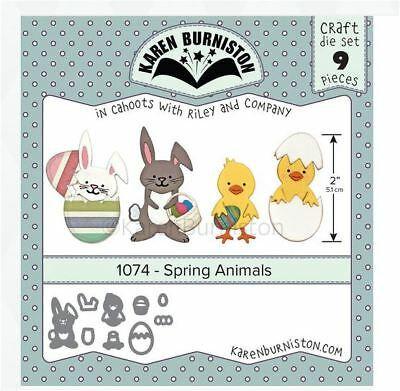 Spring Charms - Troquel Amuletos de primavera