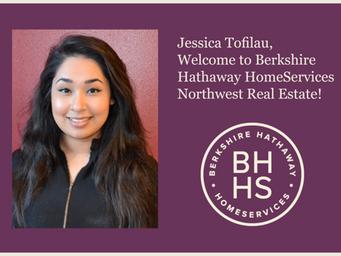 New Agent, Jessica Tofilau