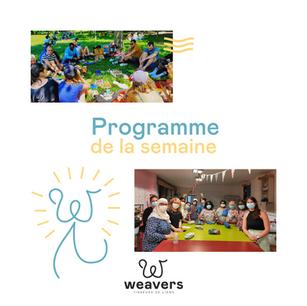 (Re)découvrez le programme du Weavers Fest !