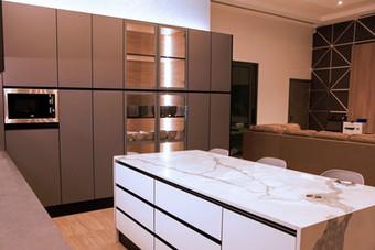 The Showpiece Kitchen