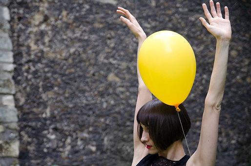 Laetitia Brighi, Cours de danse à Paris