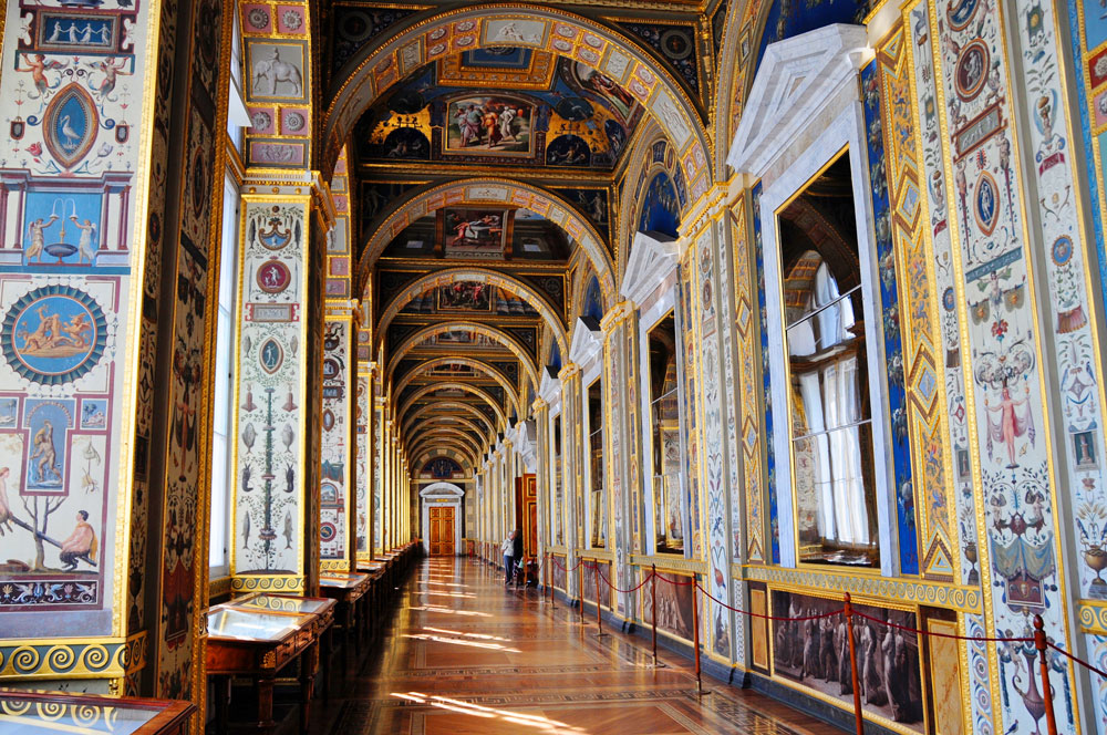 Museu do Hermitage-St Petersburgo
