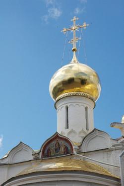 Monastério de St Sergius-Zagorsk