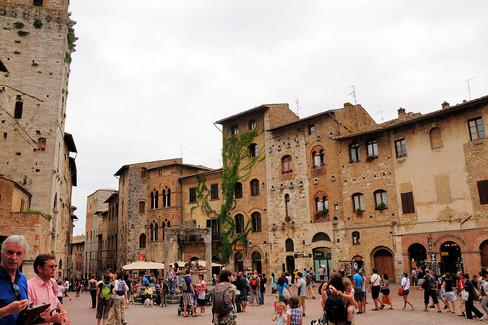San Gimignano 3-Toscana