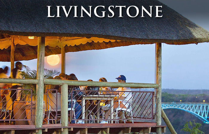 The Lookout Cafe-Livingstone