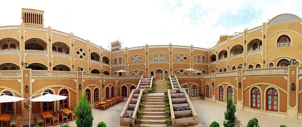 ira 16 - Restaurante Hamman e Khan - Yaz