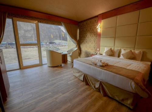 Al Ula Ashar Resort-Diamond-Arábia Saudita