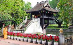 Chua Mot Cot Hanoi