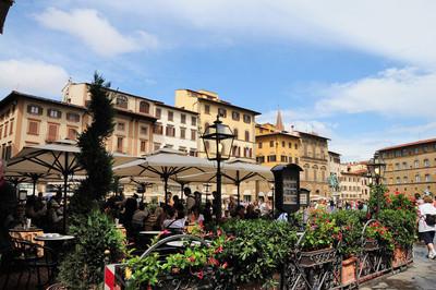 Piazza della Signoria-Florença