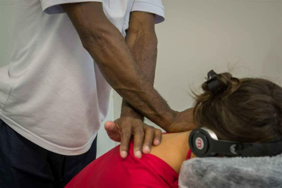 Quick Massage Premium 25 min