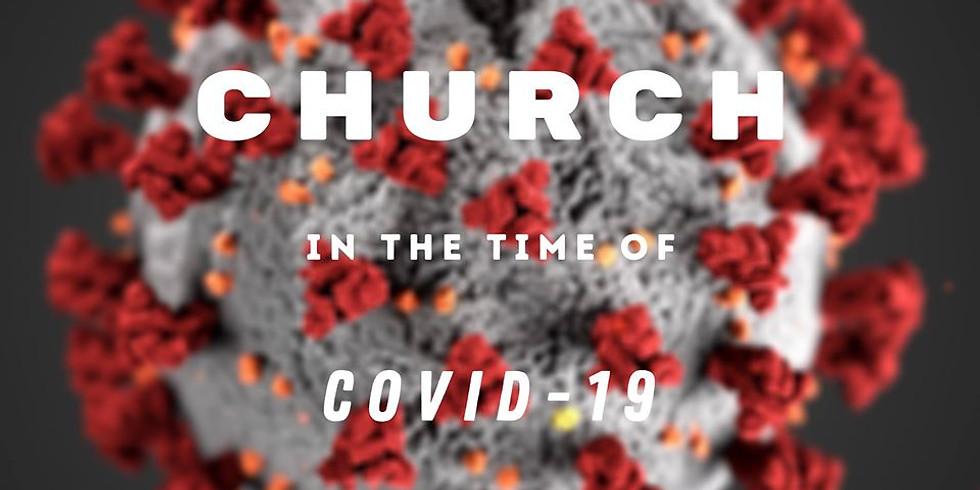 Aug 30th 2020 Sunday Morning Worship Service