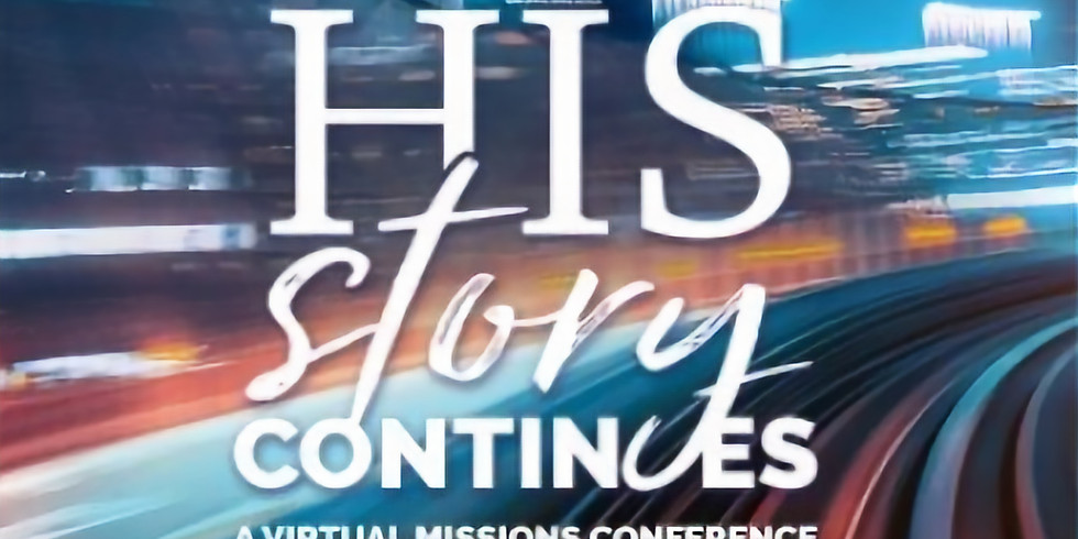 MTW Virtual Missions Conference (Saturday Session)