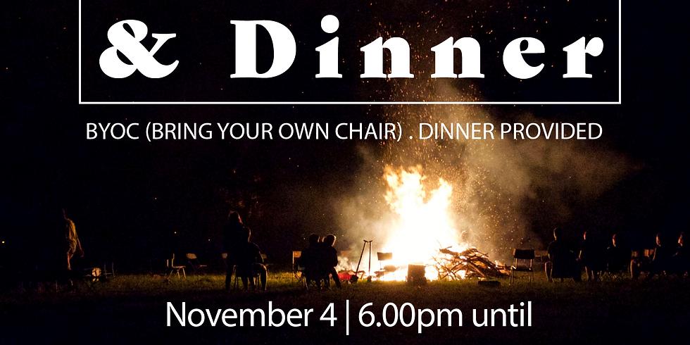 Churchwide Bonfire and Dinner
