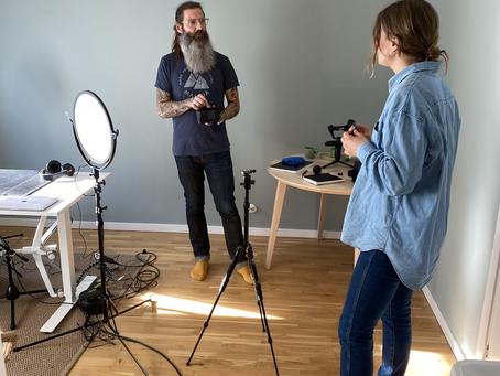 Nytt samarbete med Aftonbladet