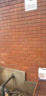 Graffiti Removal Business Training. Professional graffiti removal.