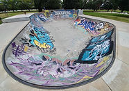 How to remove graffiti from Skate Bowl