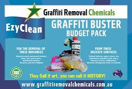 Graffiti Removal Kit. How to remove graffiti