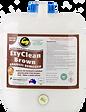 Graffiti Removal Products. How to remove graffiti. Graffiti Removal Chemicals. Contractor Tuff. EzyClean Brown Graffiti Remover.