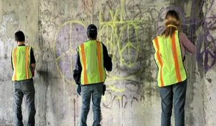 How to remove graffiti with our EzyClean Graffiti Removal Kits