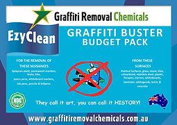Graffiti Removal Kit. How to remove graffiti. Graffiti Removal Kit
