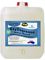 DeGreaser. EzyDeGrease and Clean. Water Based DeGreaser. Contractor Tuff DeGreaser. Ezy DeGrease and Clean