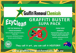 Graffiti Removal Kit. How to remove graffiti. Graffiti Removal Kit