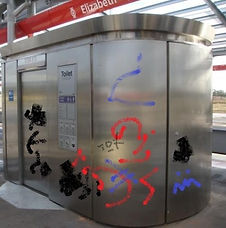 How to remove graffiti from Stainless Steel