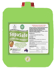 SupaSafe Clean & Disinfect