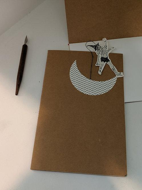 Celestial Trapaze Note Book