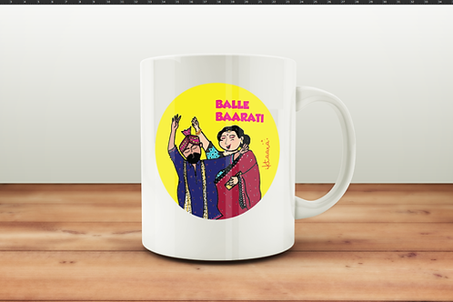 Balle Baarati - Coffee Mug
