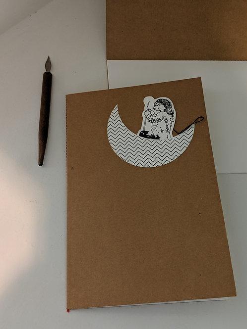 Grand Dame Note Book