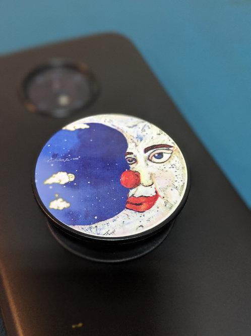 Phases of Moon II -Mobile Pop Socket