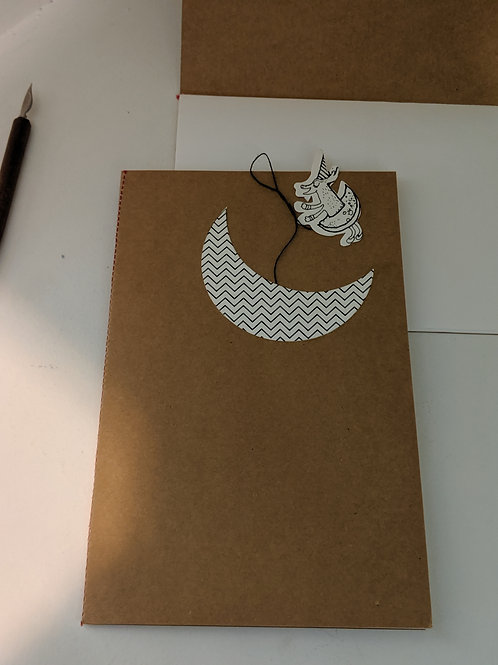 Starry Deer Note Book