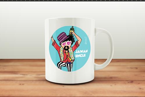 Jawan Uncle - Coffee Mugs