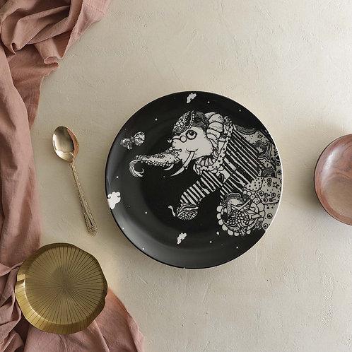 Jumbo's World Dinner Plate